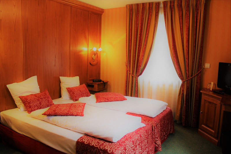 Hotel Le Mittelwihr Chambres